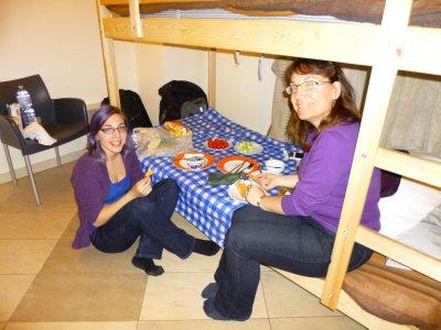 Catania: Hotel room picnic