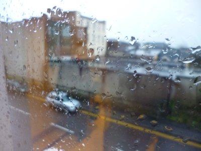 Raining in Killarney