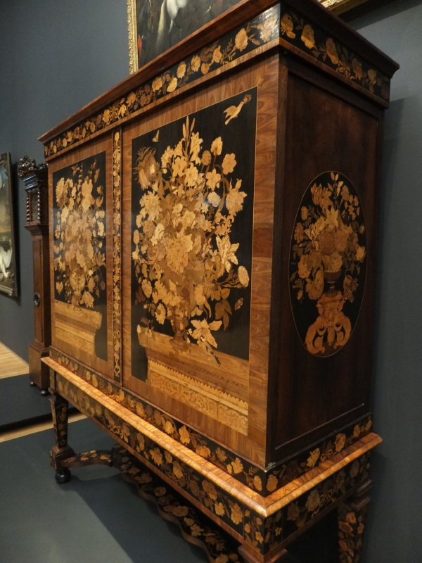 Dutch Cabinetry at Rijksmuseum