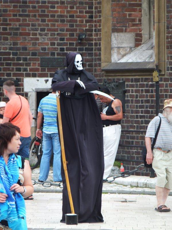 Kostumes in Krakow
