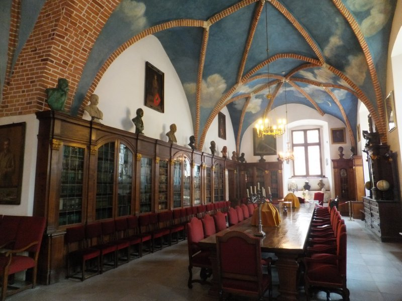 Old Jagiellonian University Library