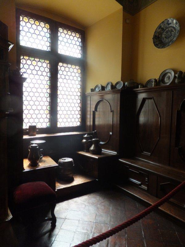 Professors' Common Room
