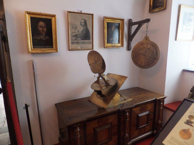 Copernicus' Astronomy Equipment