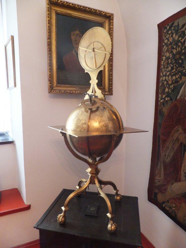 Copernicus's Astronomy Equipment
