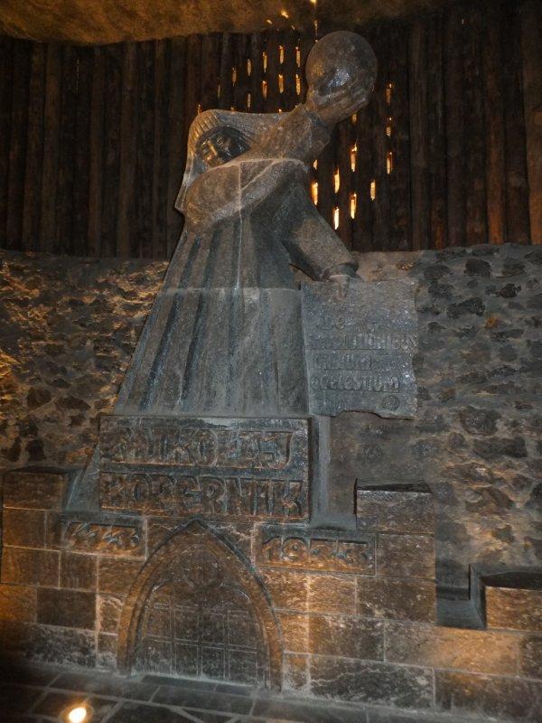Salt Mine Sculptures