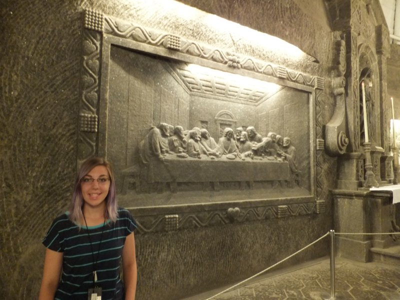 Salt Cathedral Reliefs