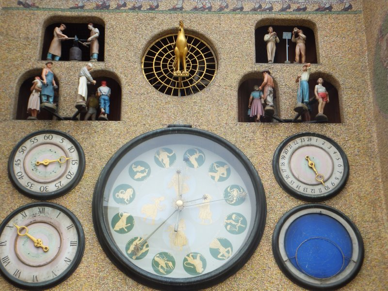 Olomouc Town Clock