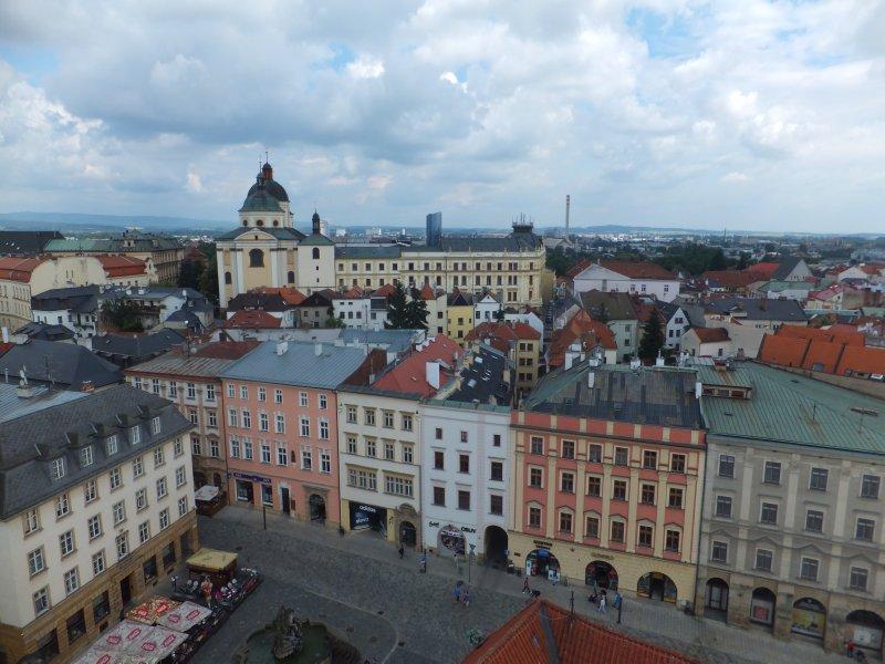 Olomouc Skyline