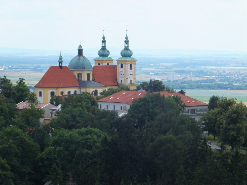 View from the Olomouc Zoo Viewing Platform