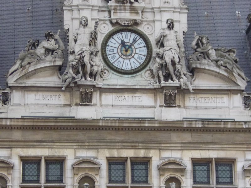 Paris  Hotel de Ville