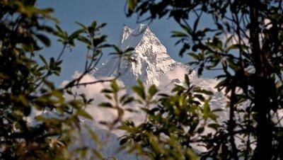 Mount Macchapuchre