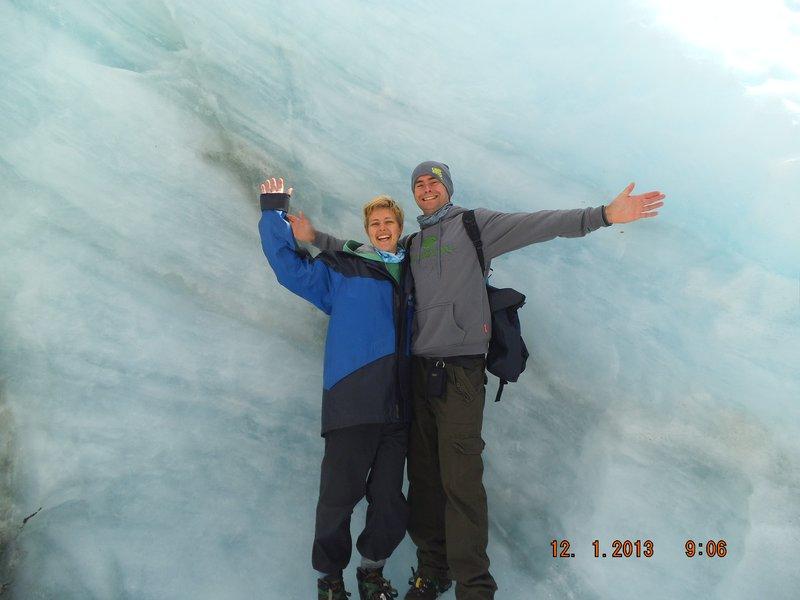 Fox Glacier fun