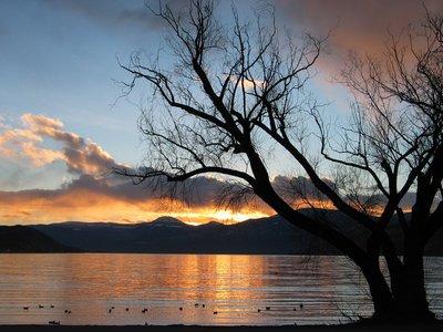 Sunset, BC Canada