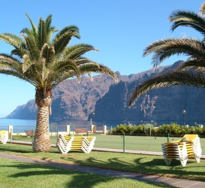 Bowling Green in Los Gigantes