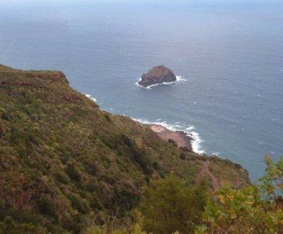View over Garachico