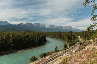 Banff, Canda : 9934396934_974c5507eb_o