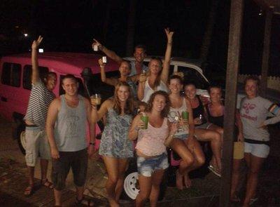 the fraser island gang