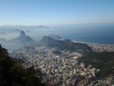 View of Sugarloaf from Christ