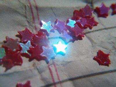 Twinkle Twinkle My Red Stars...