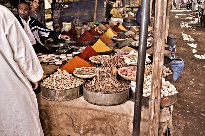 spice stall 2