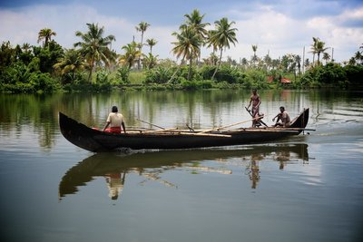 Kerala Back Waters