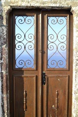 OIA's door