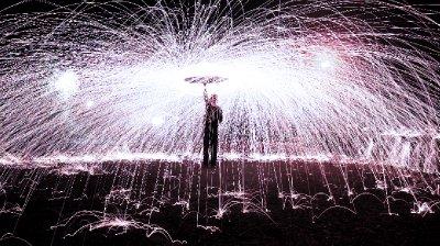 Raining Sparks