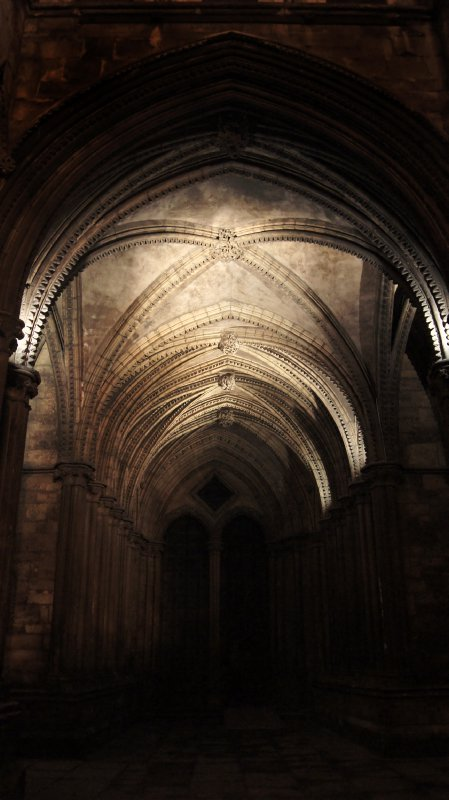 A Light In The Dark - Lincoln Cathedral