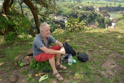 Bij de Blue Nile Falls-2