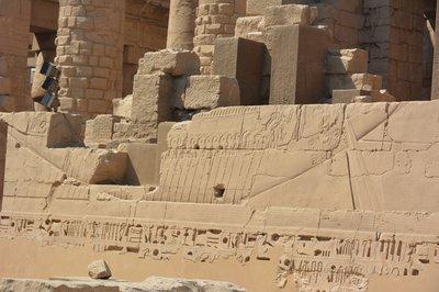 Egypte--tempel Karnak-4
