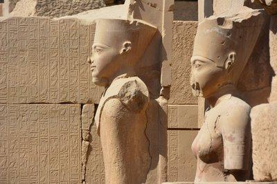 Egypte--tempel Karnak-5