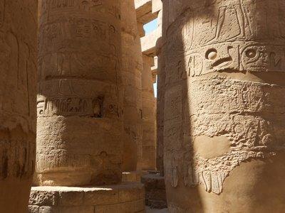 Egypte--tempel Karnak-6