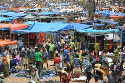 Ethiopie__ markt