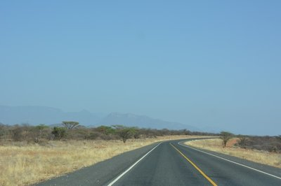 Kenia -Moyaleroad