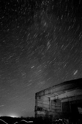 Gone into stars I