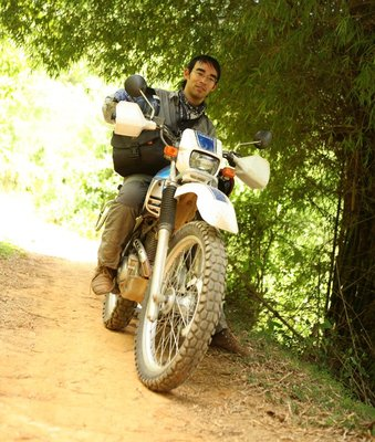 Giang - Vietnam Dirtbike travel
