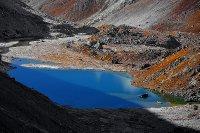 Bird's Eye View of Samiti Lake