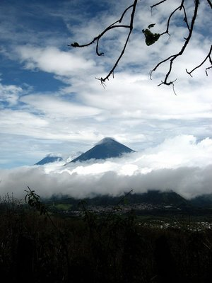 climb a volcano in guatemala