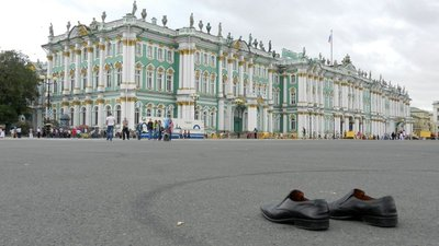 The Winter Palace.. not ours..