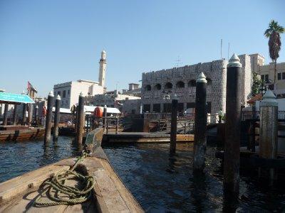Docking in Old Dubai