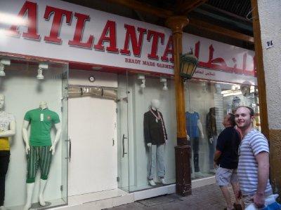 A store called Atlanta
