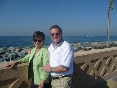 At the tip of the Palm Jumeriah on the Arabian Gulf