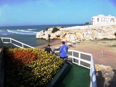 Walk to private beach 2