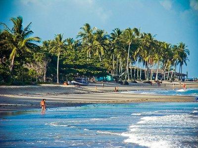 Brazil Bahia Trancoso