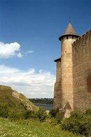 10 centuries old Castle