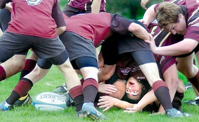 Rugby determined