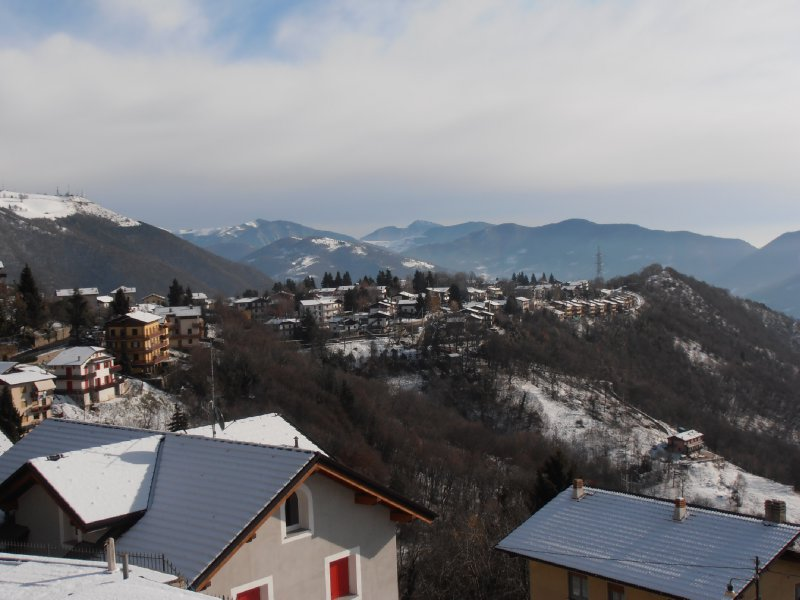 View Over Selvino