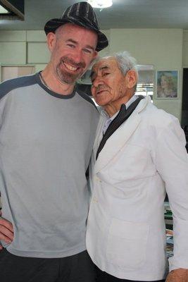 Juan the Man and Seamus
