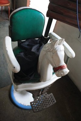 The kiddies chair