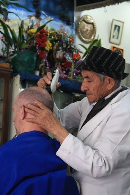 Juan - the Barber of Arequipa